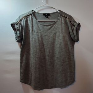 ***3 for $15 I.N. San Francisco shirt sz med